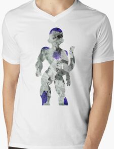 Lord Frieza Mens V-Neck T-Shirt