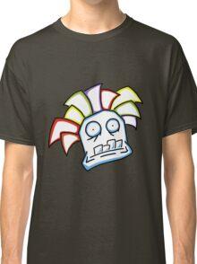 Retro Tiki Mask Classic T-Shirt