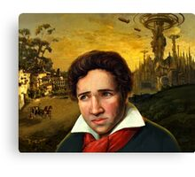 Forgetting Beethoven - Main Cover Canvas Print