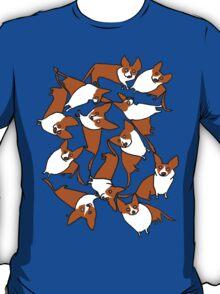 Crazeee Corgiiiis T-Shirt