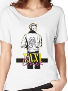 Taxi Drive Women's Relaxed Fit T-Shirt