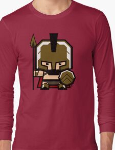 Mekkachibi Leonidas Long Sleeve T-Shirt