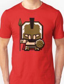 Mekkachibi Leonidas Unisex T-Shirt