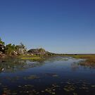 The magic of Arnhem Land - A delightful stretch of the creek by georgieboy98