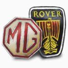 MG Rover Logo by Simon Kelshaw