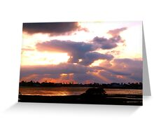 Have you seen the light? Greeting Card