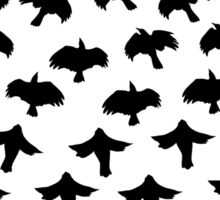Crows and Arrows Sticker