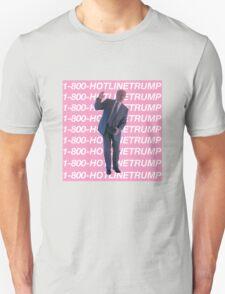 Hotline Trump Unisex T-Shirt