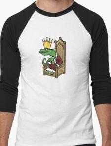 The Lizard King Men's Baseball ¾ T-Shirt