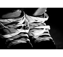 Laces Photographic Print