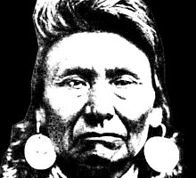 Chief Joseph (large) by IMPACTEES