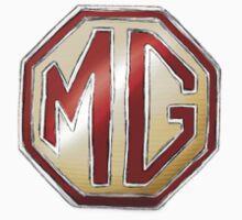 MG Logo by Simon Kelshaw