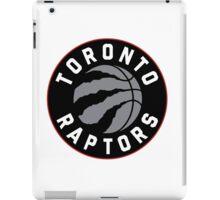 Toronto Raptor basketball  iPad Case/Skin