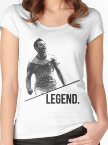 GIGGS. Women's Fitted Scoop T-Shirt