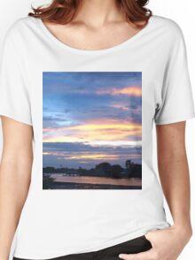 Harbor vista Women's Relaxed Fit T-Shirt