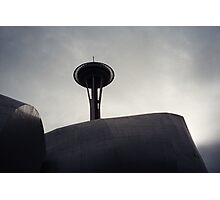 Needle in the Sky Photographic Print