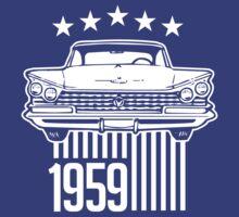 1959 Buick illustration T-Shirt