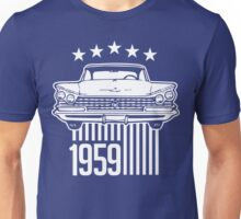 1959 Buick illustration Unisex T-Shirt