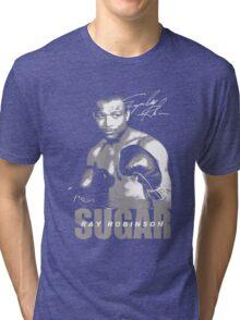 sugar ray robinson Tri-blend T-Shirt