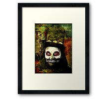 Who do that voodoo, you do? Framed Print