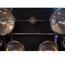 Vintage Cadillac Photographic Print