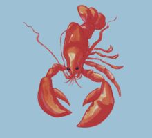 Lobster Rock Kids Tee