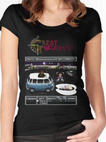 Great Scott! Women's Fitted Scoop T-Shirt