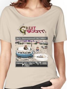 Great Scott! Women's Relaxed Fit T-Shirt