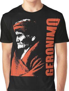 GERONIMO-APACHE 2 Graphic T-Shirt