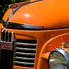 General Motors Truck by Mark  Spowart