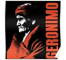 GERONIMO-APACHE 2 Poster