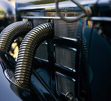 Exhaust pipes by Mark  Spowart