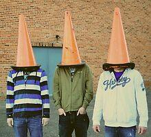 Cone Heads by Elizabeth Wilcox
