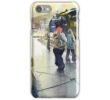"""""""Ghost Train"""" iPhone Case/Skin"""
