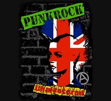 Punkrock - Union jack mohawk Unisex T-Shirt