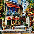SICILY - SPRING MORNING - OIL PAINTING BY LEONID AFREMOV by Leonid  Afremov
