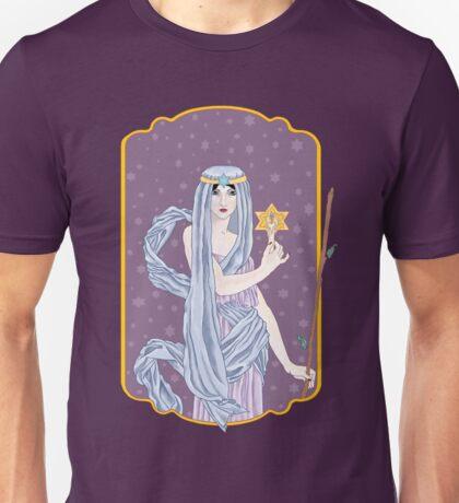 Tarot The Hermit Unisex T-Shirt