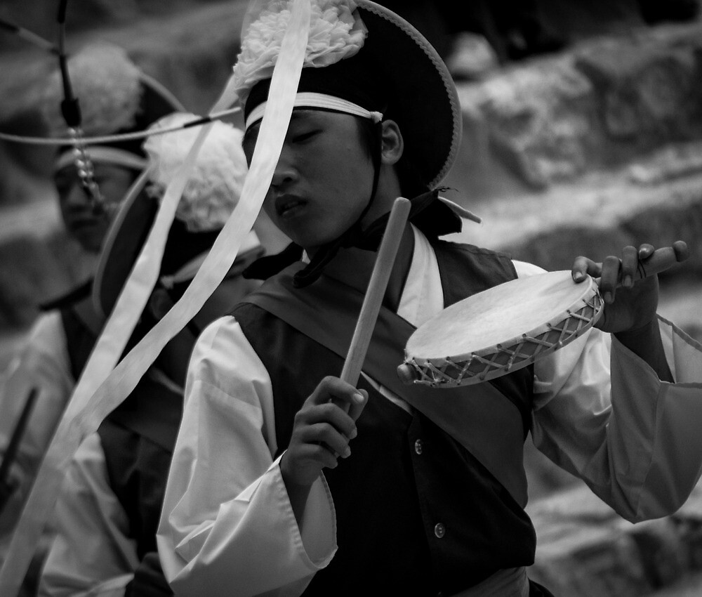 Traditional Dancer by Camera.Music.Action .