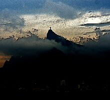 CRISTO REDENTOR by dominiquelandau
