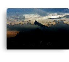 CRISTO REDENTOR Canvas Print