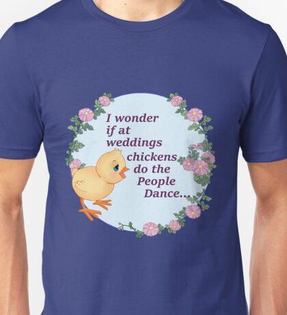 People Dance Unisex T-Shirt