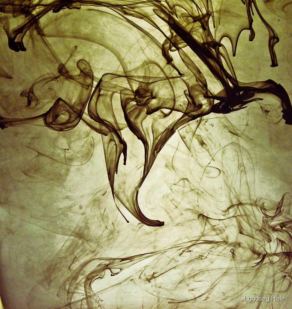 Green flow by Lyndsey Hale