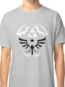 Hylian Shield - Legend of Zelda [black] Classic T-Shirt