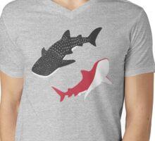 Free! - #TeamSouRin Mens V-Neck T-Shirt