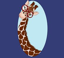 Giraffe Here's Looking At You Unisex T-Shirt