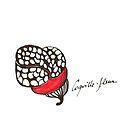 Coquille Fleur artwork by josselinco