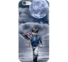 child of the moon iPhone Case/Skin