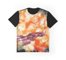 Space Mining Gone Wrong Graphic T-Shirt