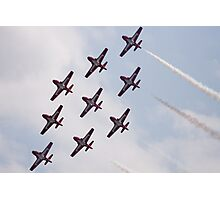 Canadian Armed Forces Snowbirds Photographic Print
