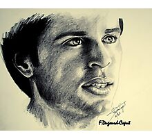 Tom Welling-Clark, featured in Art Universe Photographic Print